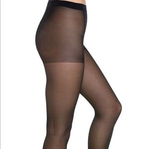 Wolford light support tights. New. Black. M